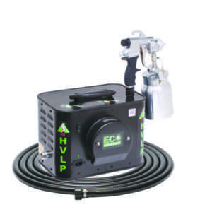 Apollo Eco 4 Stage Spray System w/e 7000 Non-Bleed Spray Gun