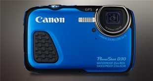 Photo of Canon Powershot