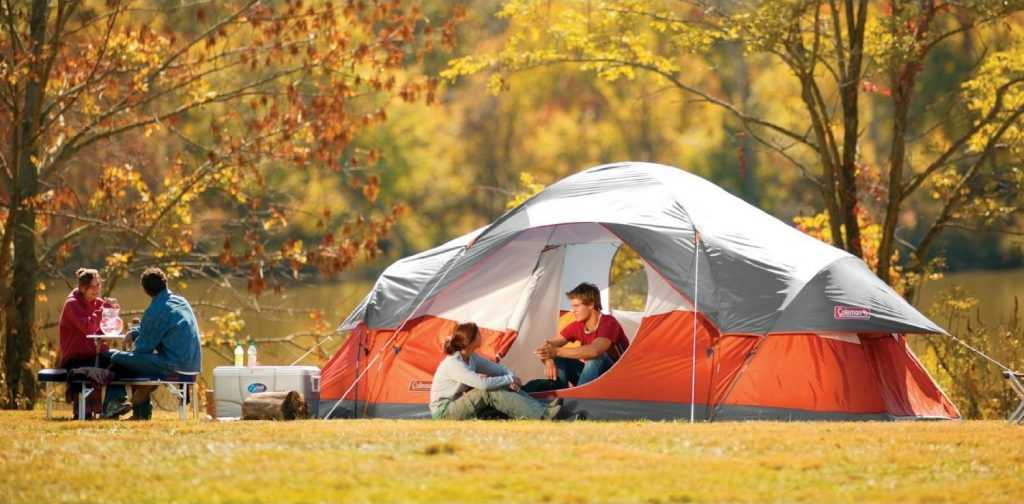 Photo of Coleman Red Canyon Tent Review