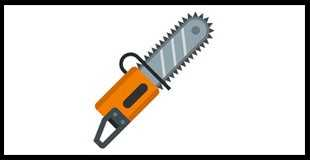 Photo of Electric Chainsaw
