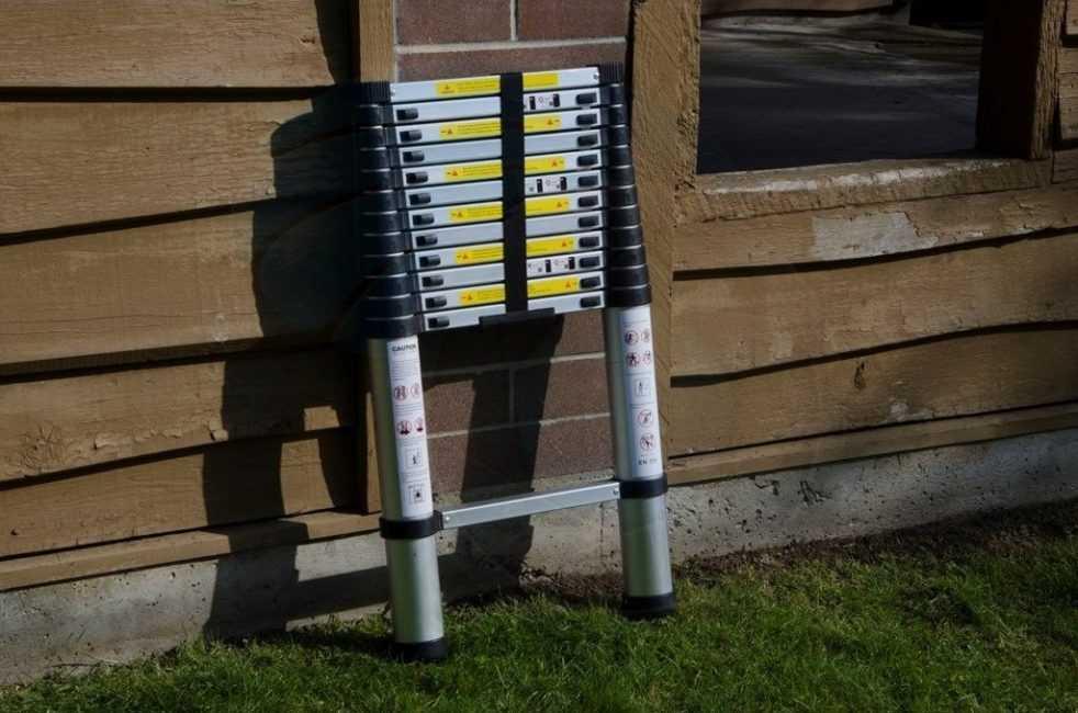 Photo of Telescoping Ladders