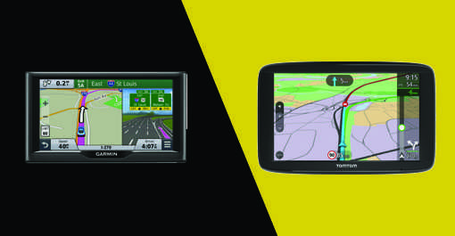 Photo of TomTom VS Garmin