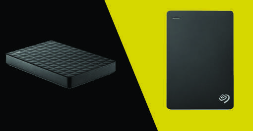 Seagate Backup Plus VS Seagate Expansion