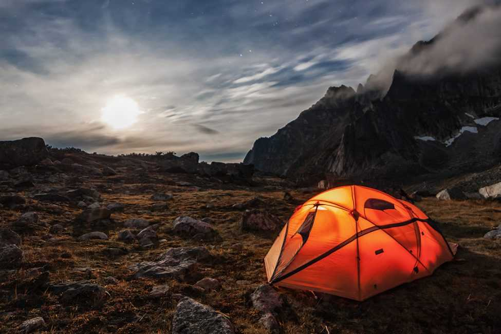 Photo of Camping Tents