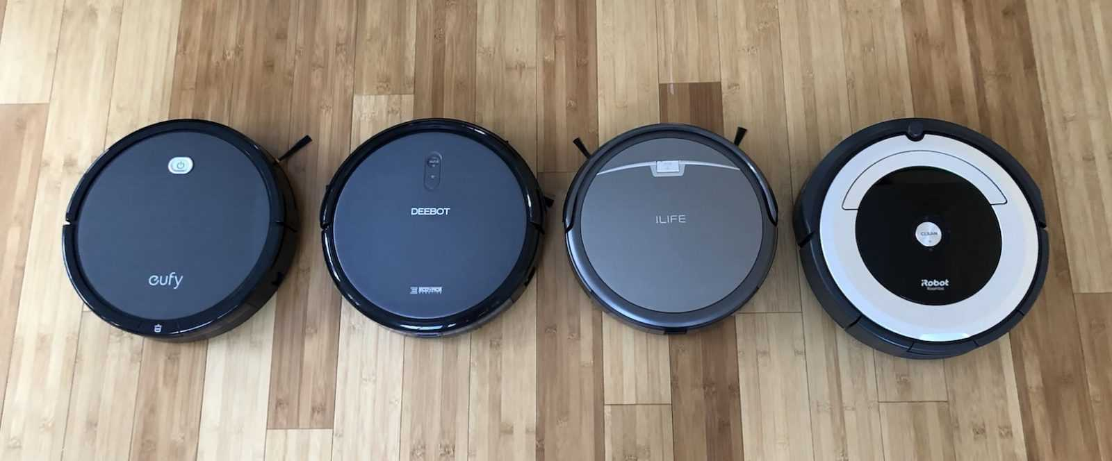 Photo of Robot Vacuum