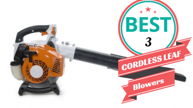 Photo of Cordless Leaf Blowers