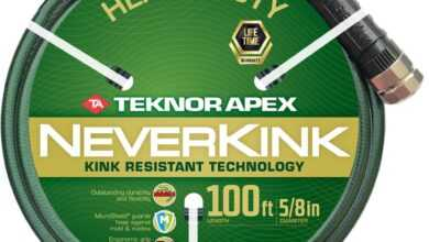 Photo of Teknor Apex NeverKink Review